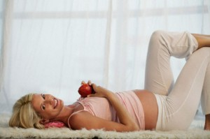 С осторожностью используйте мяту во время беременности